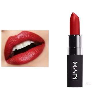 NYX Red Velvet Matte Lipstick